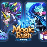 Okładka Magic Rush: Heroes (AND)