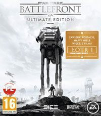 Game Box for Star Wars: Battlefront - Ultimate Edition (PS4)