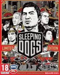 Game Box for Sleeping Dogs (PC)
