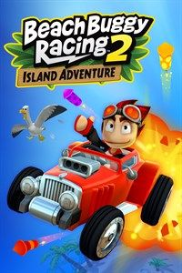 Game Box for Beach Buggy Racing 2: Island Adventure (PC)