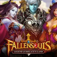FallenSouls (iOS cover