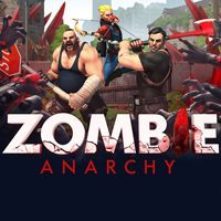 Game Box for Zombie Anarchy (PC)