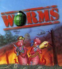 Okładka Worms (1995) (PC)