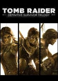 Game Box for Tomb Raider: Definitive Survivor Trilogy (PS5)