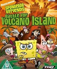 Okładka Nicktoons: Battle for Volcano Island (GCN)