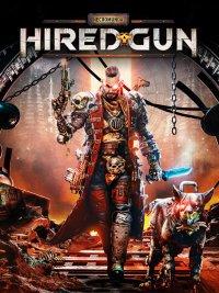 Necromunda: Hired Gun (PC cover