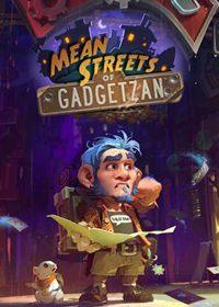 Okładka Hearthstone: Mean Streets of Gadgetzan (PC)