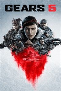 Game Box for Gears 5 (PC)