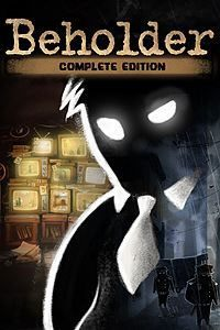 Game Box for Beholder (PC)