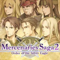 Okładka Mercenaries Saga 2: Order Of The Silver Eagle (AND)