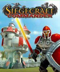 Okładka Siegecraft Commander (PS4)