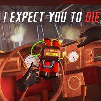 Game Box for I Expect You to Die (PS4)