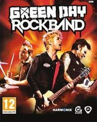 Okładka Green Day: Rock Band (PS2)