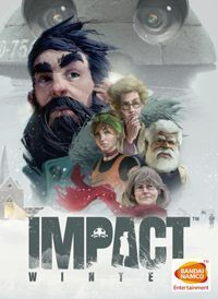 Game Box for Impact Winter (PC)