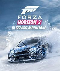Game Box for Forza Horizon 3: The Blizzard Mountain (PC)