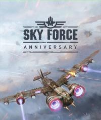 Game Box for Sky Force Anniversary (PC)