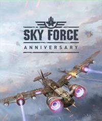 Okładka Sky Force Anniversary (PS4)