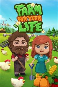 Farm for your Life (PS4 cover