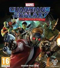 Okładka Marvel's Guardians of the Galaxy: The Telltale Series (PC)