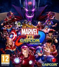 Okładka Marvel vs. Capcom Infinite (PS4)