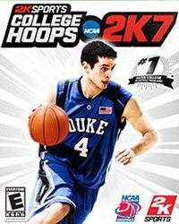Okładka College Hoops 2K7 (XBOX)