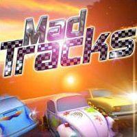 Okładka Mad Tracks (PC)