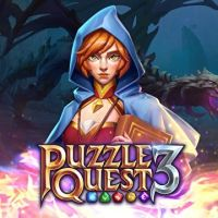 Game Box for Puzzle Quest 3 (PC)