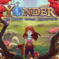 Okładka Yonder: The Cloud Catcher Chronicles (PC)