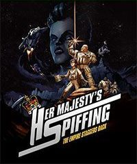 Game Box for Her Majesty's Spiffing (PS4)