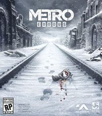 Game Box for Metro Exodus (PC)
