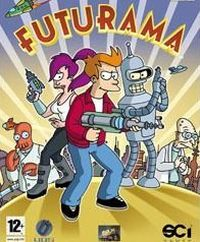 Okładka Futurama (PS2)