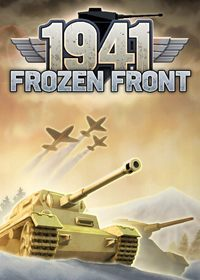 1941 Frozen Front (AND cover