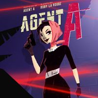 Game Box for Agent A: A Puzzle in Disguise (PS4)