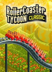 Okładka RollerCoaster Tycoon Classic (PC)
