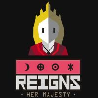 Okładka Reigns: Her Majesty (PC)