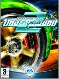 Game Box for Need for Speed: Underground 2 (PC)
