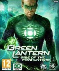 Okładka Green Lantern: Rise of the Manhunters (3DS)