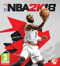 Game Box for NBA 2K18 (Switch)