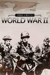 Order of Battle: World War II (PS4 cover