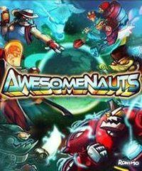 Okładka Awesomenauts (PC)