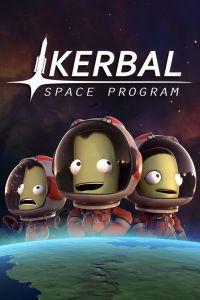 Kerbal Space Program (PC cover