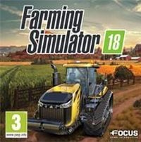 Game Box for Farming Simulator 18 (PSV)