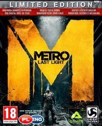 Game Box for Metro: Last Light (PC)
