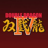 Game Box for Double Dragon IV (PC)