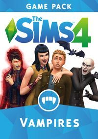 Okładka The Sims 4: Vampires (PC)