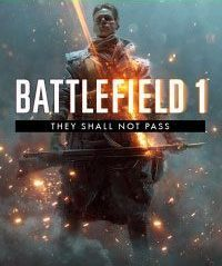 Game Box for Battlefield 1: They Shall Not Pass (PC)