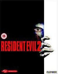 Game Box for Resident Evil 2 (1998) (PC)