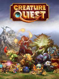 Okładka Creature Quest (AND)