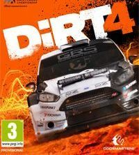 Okładka DiRT 4 (PC)