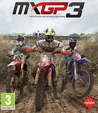 Game Box for MXGP3: The Official Motocross Videogame (PC)